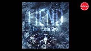 Fiend – Formidable Style (Dubtribu Records) [FREE DOWNLOAD]