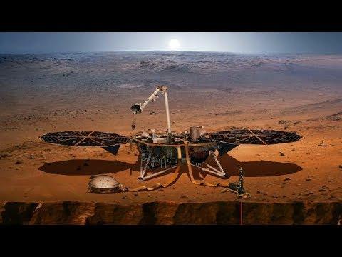 Mars probe to study planet's interior