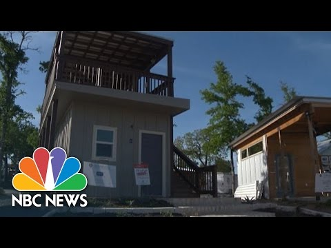 Tiny Houses Make Big Difference For Austin's Homeless | NBC News
