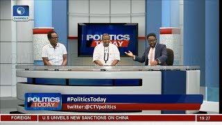 Okolugbo, Jimoh Face-Off On NASS Blockade, Akpabio's Defection,2019 Po