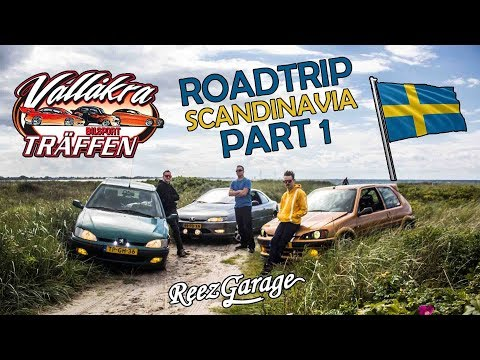 Roadtrip Scandinavia 1 - Vallåkraträffen, Driver's License taken & more!