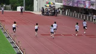 Publication Date: 2019-09-12   Video Title: 林晉生~第五線藍社 (男子丙組 100米)