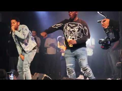 LIL BIBBY LIVE PERFORMANCE@THE CHANCE FOR HIS KING OF THE CHI TOWN TOUR