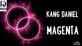 Download Mp3 KANGDANIEL 2ND MINI ALBUM MAGENTA full album