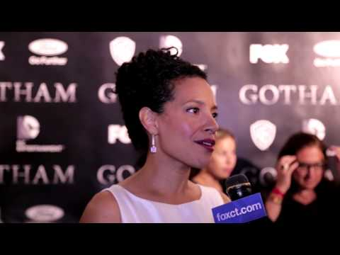 Gotham Red Carpet  with Zabryna Guevara