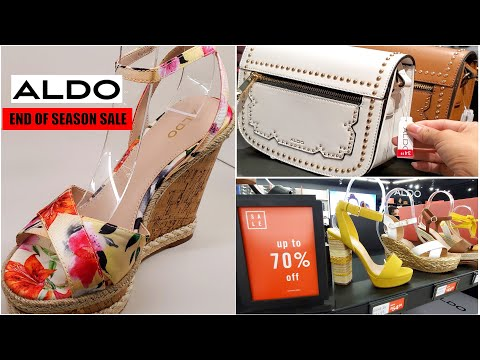 ALDO BAGS AND SHOES | END OF SEASON SALE UP TO 70% 🔥OFF JULY 2019