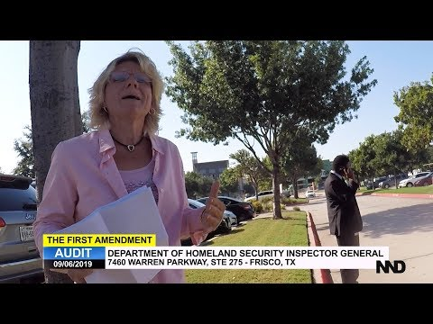 Department Of Homeland Security - Office Of Inspector General