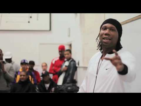 KRS-One Teaches Students 40 Years of Hip Hop
