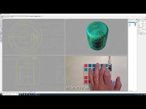 3DPCB CAD Keyboard