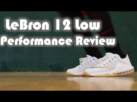 size 40 2d641 c9441 Nike LeBron 12 Low Performance Review