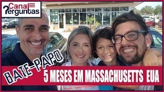 🔴[AO VIVO] Vida de uma família com 5 meses em Massachusetts EUA.✔