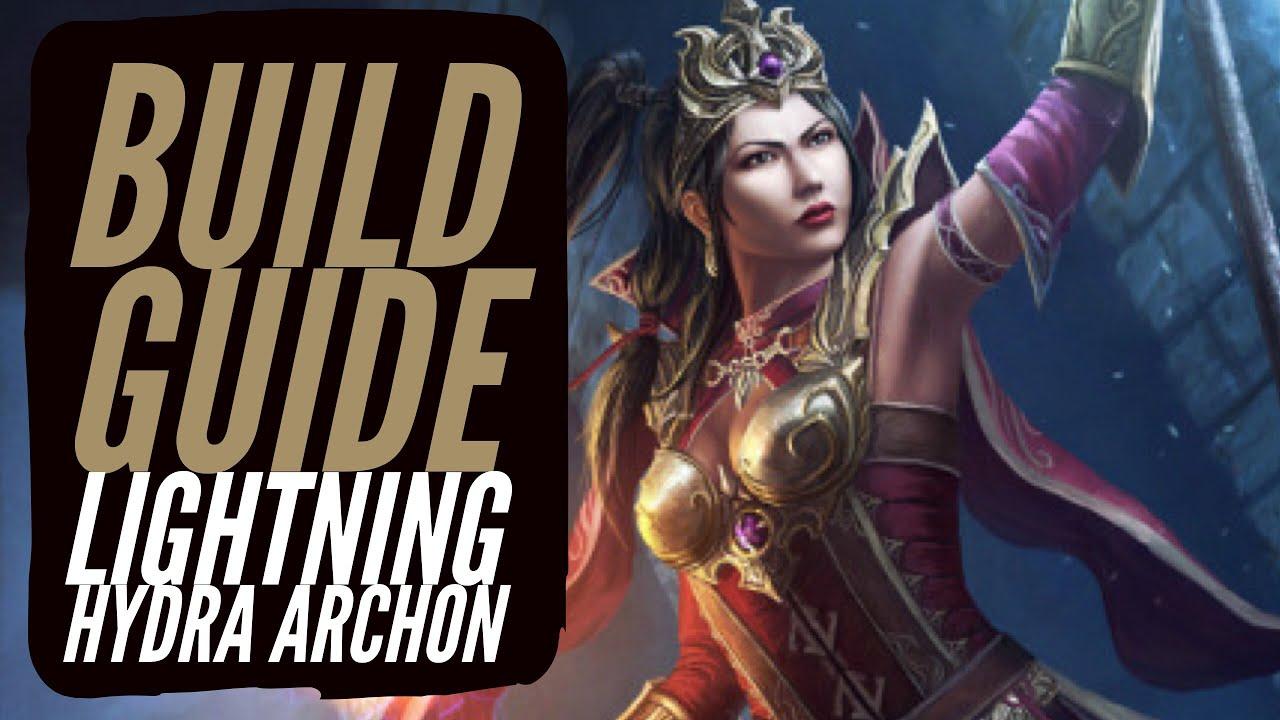 Lightning Archon Diablo Build