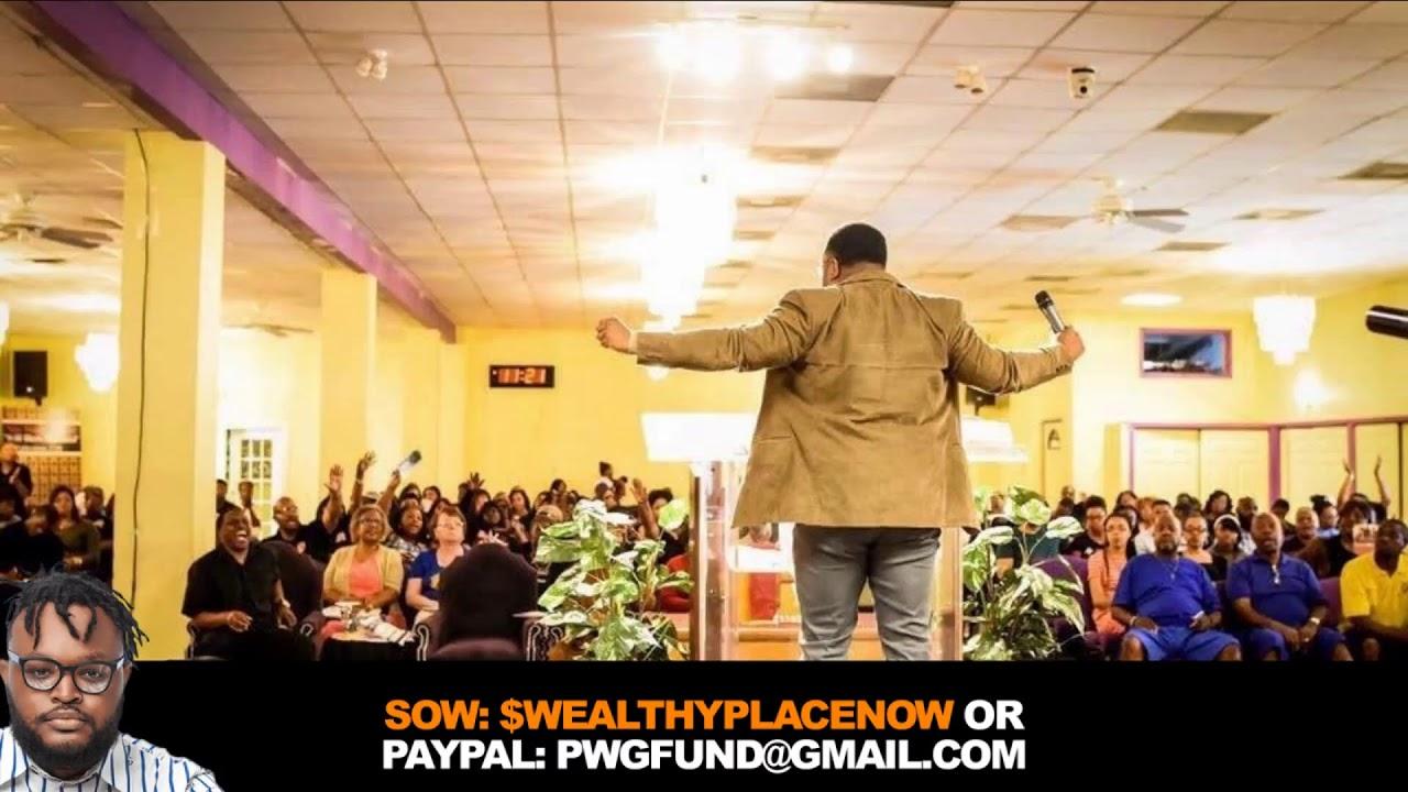 #ThursdayNightChurch w/ Prophet Daniel Amoateng of Accra, Ghana (HE IS PROPHESYING TO 10 PPL)