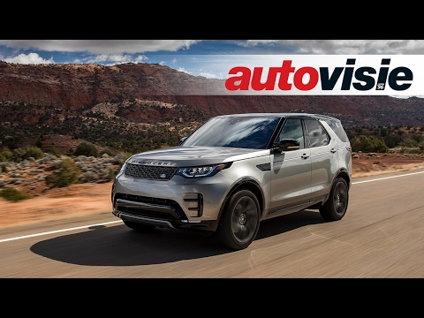 Review: Land Rover Discovery (2017) - by Autovisie TV