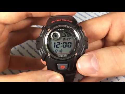 Наручные часы CASIO G-2900F-8V - marketyandexru