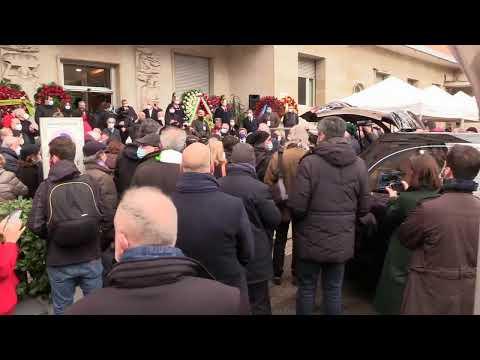 Funerali di Emanuele Macaluso