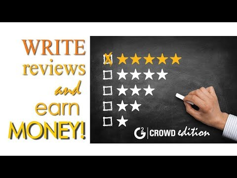 Best online job for AFRICANS  2018 || G2CROWD