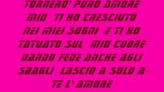 ALESSANDRA AMOROSO AMORE PURO CON TESTO