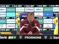Frosinone-Livorno 1-0, Breda: \Raccogliamo Poco Ma La Squadra è Viva\