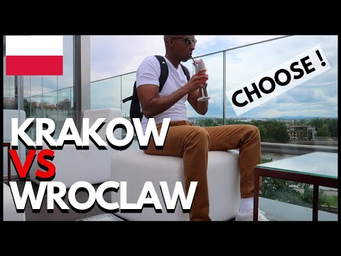 Krakow Vs Wroclaw Poland | Choose 1 City | Poland Travel Guide