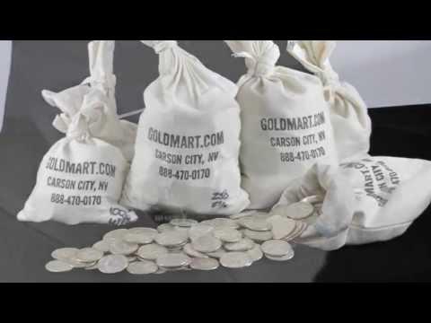 90% Silver 1964 Kennedy Half Dollars | Goldmart