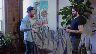 How to Fold A Fitted Sheet - Keepin' It Simple with JBB thumbnail