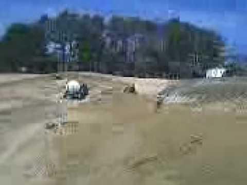 Rhino jumping delmarva motorsports park