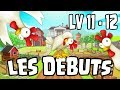 Guide débutants : level 11 - 12 ! Hay Day