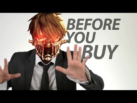 Code Vein - Before You Buy