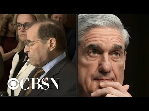 Top Democrat Jerry Nadler says AG William Barr is trying to spin Mueller report