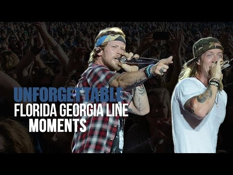 6 Unforgettable Florida Georgia Line Moments