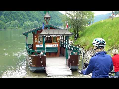The Danube trail 2016