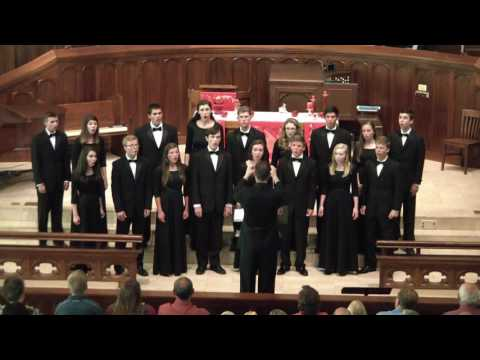 2016 Cair Paravel Latin School Spring Concert Madrigals - Cool Moon