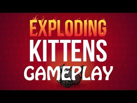 Exploding Kittens Ios Ipad Gameplay Youtube