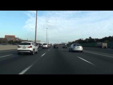 MCDONALD-CARTIER FREEWAY (HWY 401) - TIME LAPSE