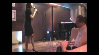 "Singing "" Misty "" @ Equatorial Hotel, Malaysia"