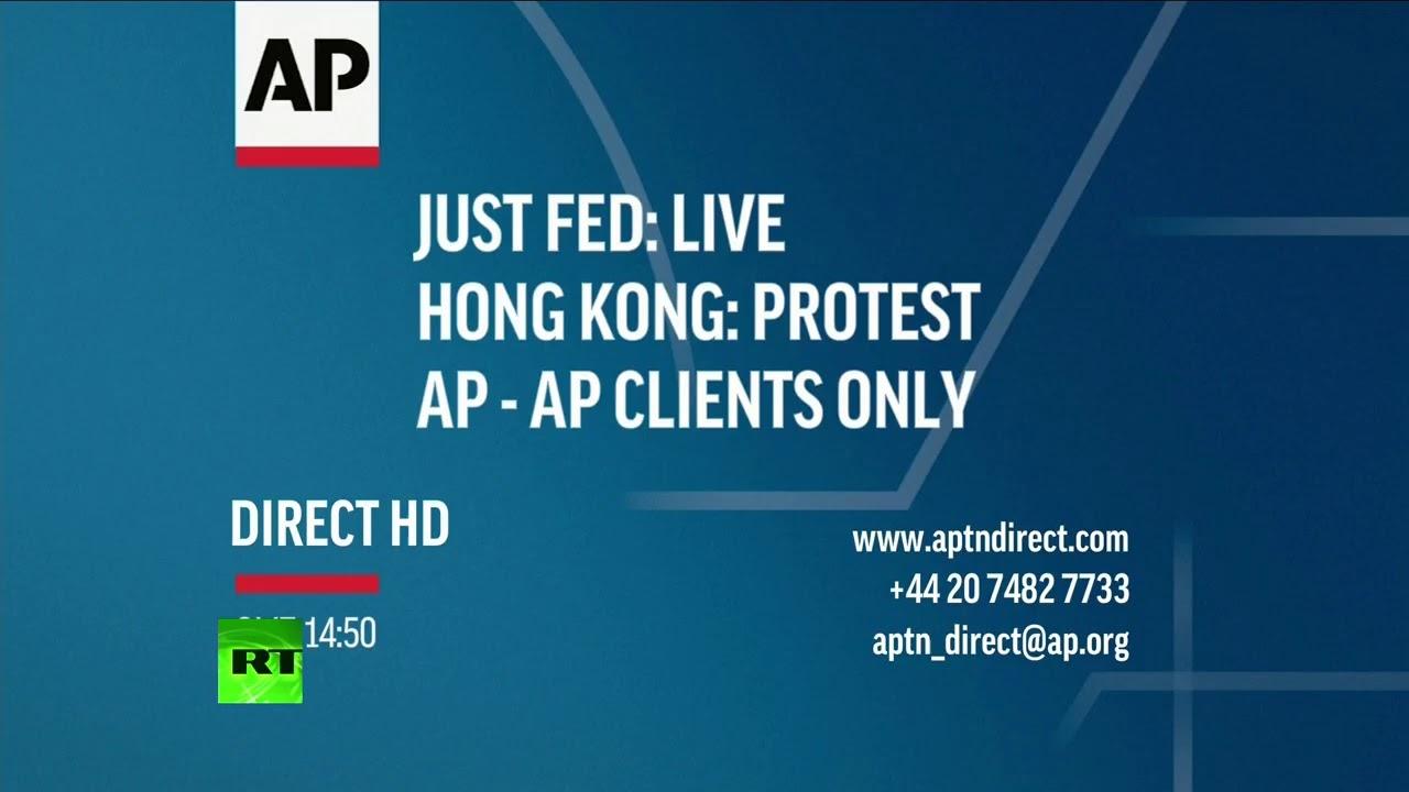 Hong Kong protesters gathered at Yuen Long station