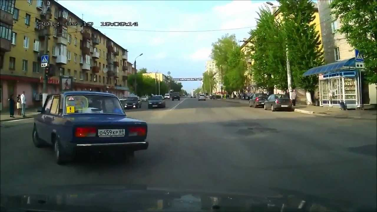 Подборка ДТП с видеорегистраторов 49 \ Car Crash compilation 49