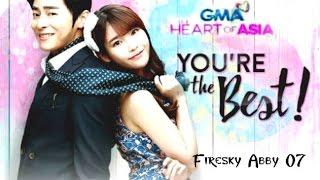 "Gambar cover You're the Best! ❤️ on GMA-7 ""Kay Tagal"" Mark Carpio -MV- with lyrics"