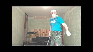 видео Демонтаж деревянного пола своими руками