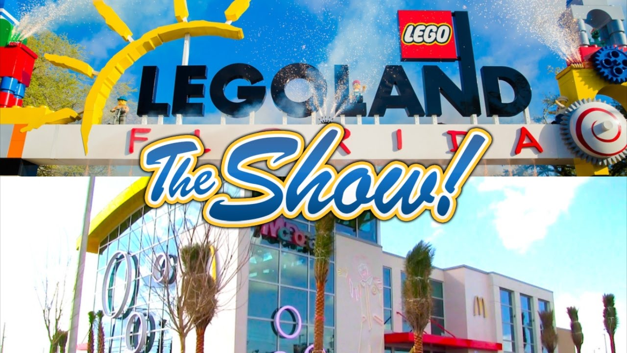 Attractions - The Show - Legoland announcements; new McDonald\'s ...