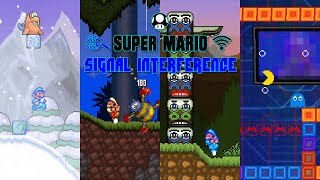 Super Mario Signal Interference • Super Mario Bros. X Episode
