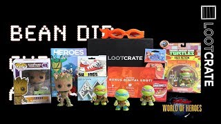 Bean Dip Explains It All: Loot Crate