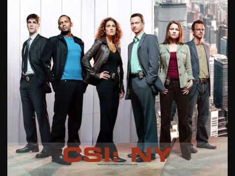 CSI NY theme