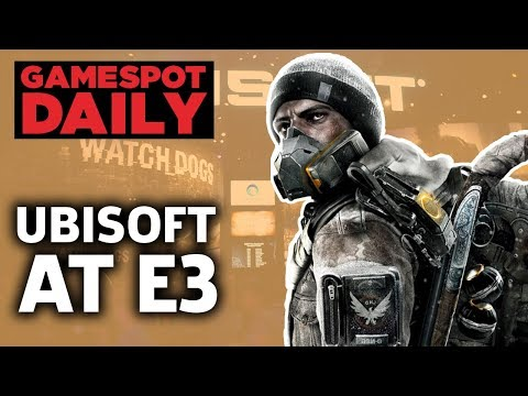 Ubisoft E3 2018 Press Conference Teased - GameSpot Daily