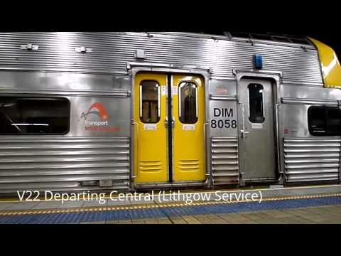NSW Trainlink -