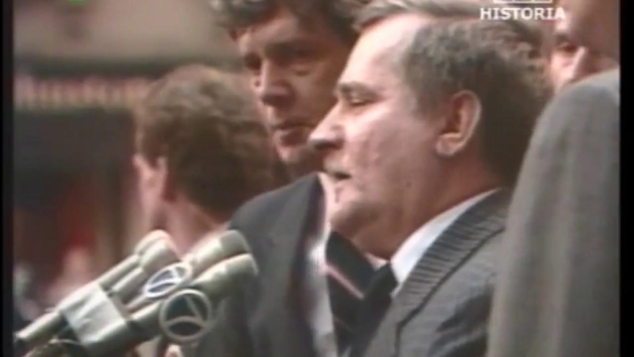 18.11.1989 Wiadomości – pierwsze wydanie