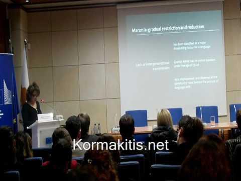 Cypriot Arabic New century new speakers