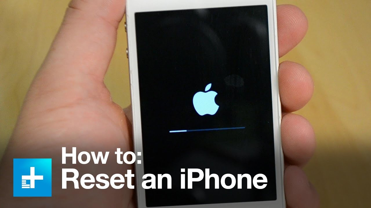 How to factory reset an iPhone (any generation)