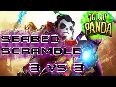 Taichi Panda - Seabed Scramble │Random 3v3 Battles